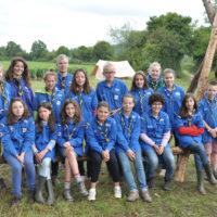 Camp d'été des scouts de France de Mâcon