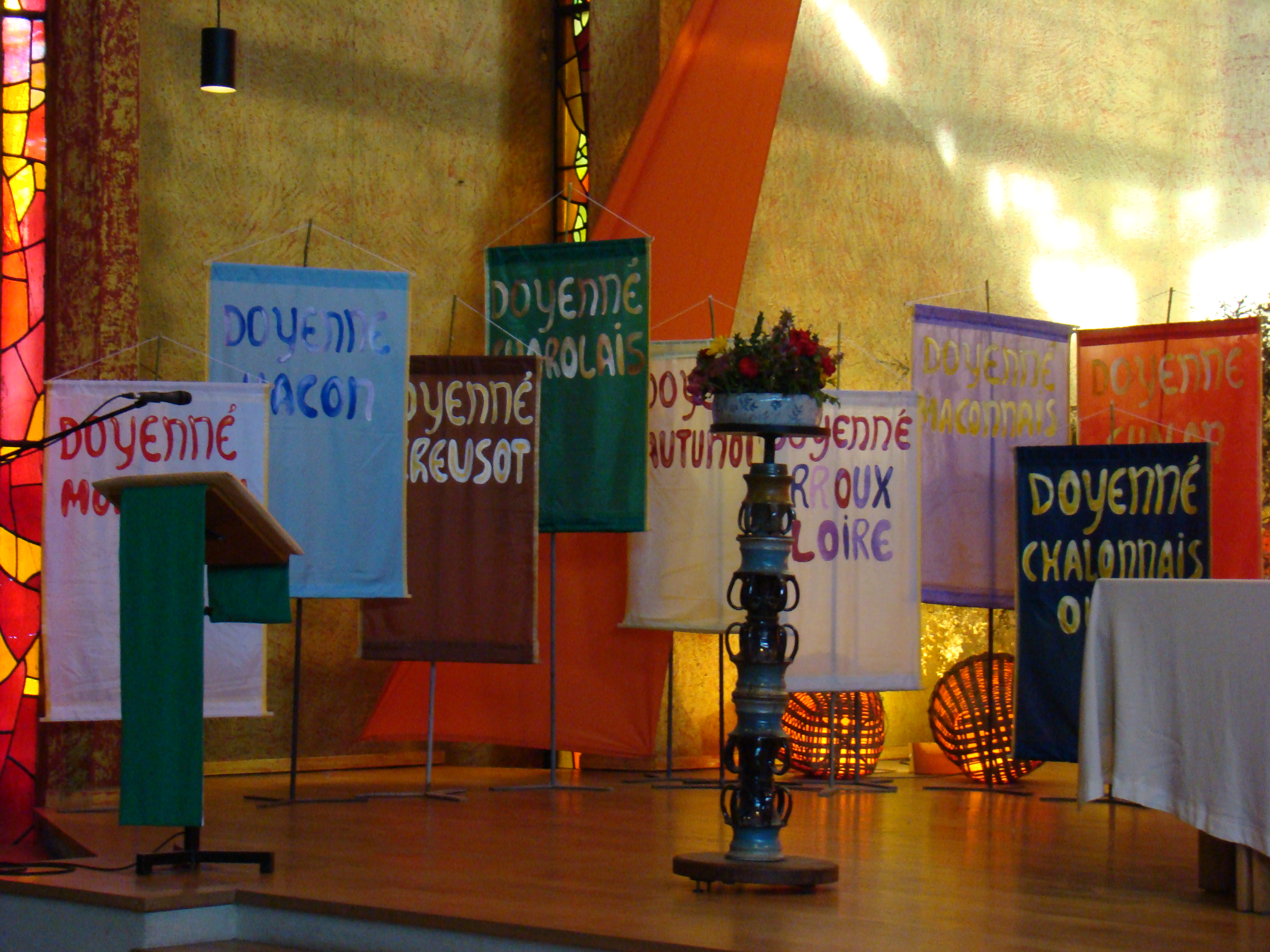 la diversité du diocèse