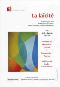 laicite flyer